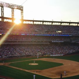 Citi Field, Queens, 2015