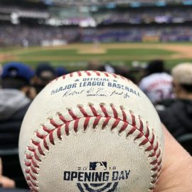Opening Day 2018